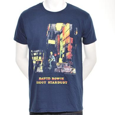 David Bowie Ziggy Stardust Men's T Shirt
