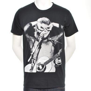 David Bowie Acoustics Men's T Shirt