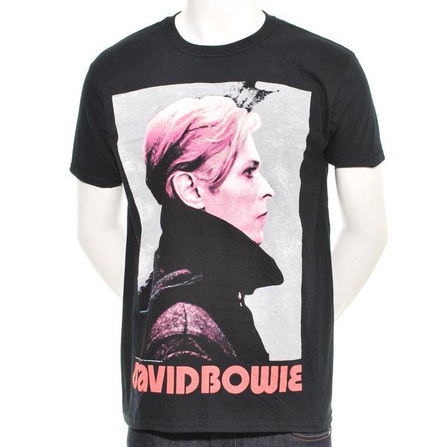 David Bowie Low Portrait Men's T Shirt