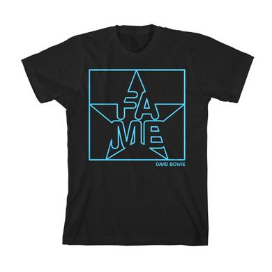 David Bowie Fame Star Unisex T-Shirt