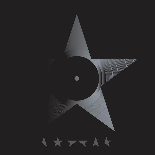 David Bowie ★ Blackstar - Vinyl LP