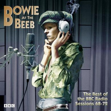 David Bowie Bowie At The Beeb: The Best Of The BBC Radio Sessions '68-'72 (4LP 180 Gram Vinyl)(Limited Edition Box Set)