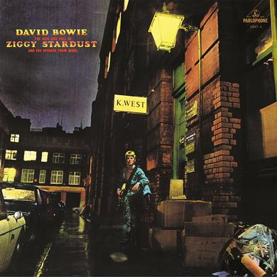 David Bowie The Rise and Fall Of Ziggy Stardust And The Spiders From Mars (180 Gram Vinyl)