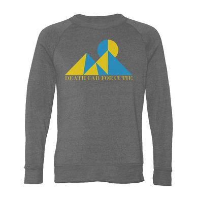 Death Cab For Cutie Peace Mountain Crewneck Sweatshirt