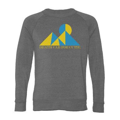 Death Cab For Cutie Peace Mountain Crewneck Sweatshirt