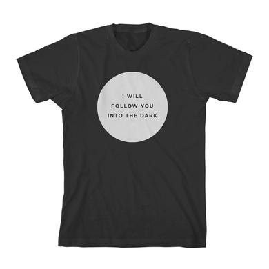Death Cab For Cutie I Will Follow You Into The Dark T-Shirt