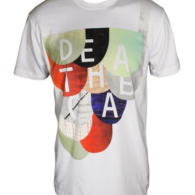 Death Cab For Cutie Rounds Slim Fit T-Shirt