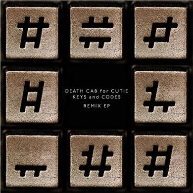 Death Cab For Cutie Keys and Codes Remix EP (CD) (Vinyl)
