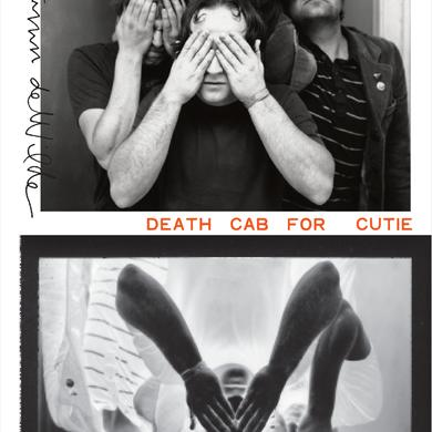 Death Cab for Cutie Photo Book