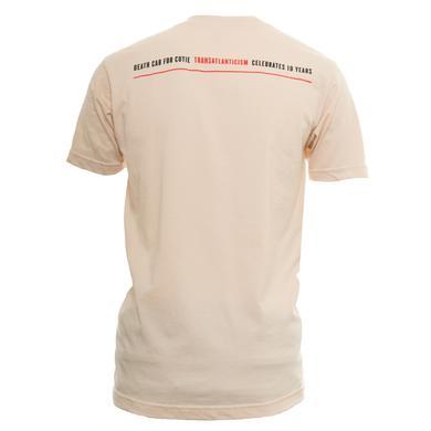 Death Cab For Cutie Transatlanticism Slim Fit T-Shirt