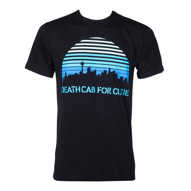 Death Cab For Cutie Seattle Slim Fit T-Shirt