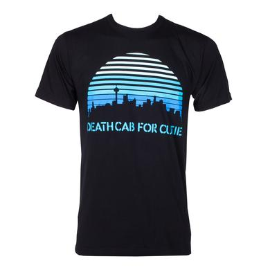 Death Cab For Cutie Seattle Slim Fit T-Shirt