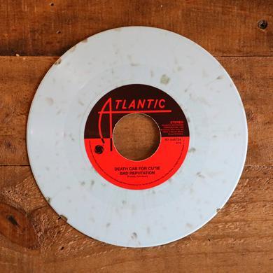 """Death Cab For Cutie DCFC/Freedy Johnston """"Bad Reputation"""" (7"""" Vinyl Single)"""