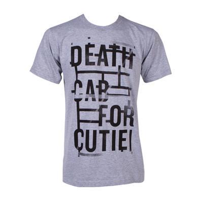 Death Cab For Cutie Mazes Slim Fit T-Shirt