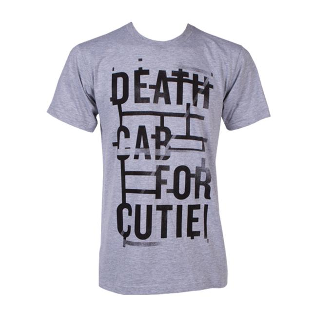 Death Cab For Cutie Mazes Slim Fit T-Shirt