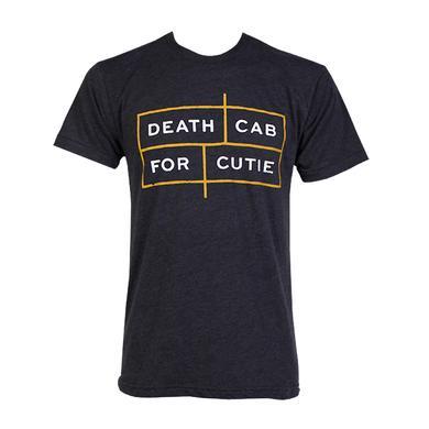 Death Cab For Cutie Boxed Slim Fit T-Shirt
