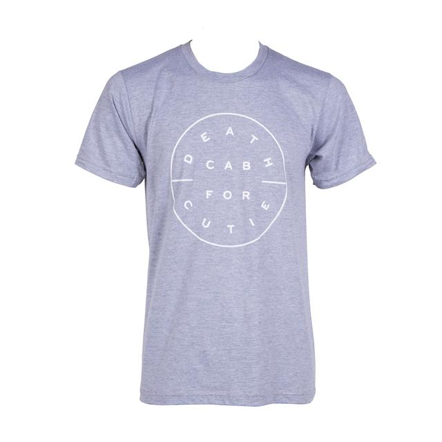 Death Cab For Cutie Circle Slim Fit T-Shirt