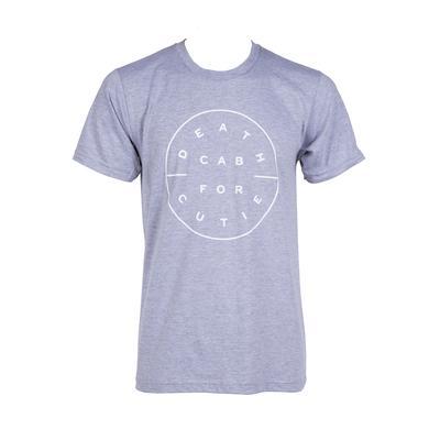 Death Cab For Cutie Circle Slim Fit T-Shirt