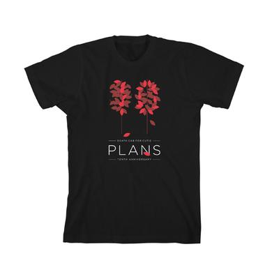 Death Cab For Cutie Plans 10th Anniversary Slim Fit T-Shirt