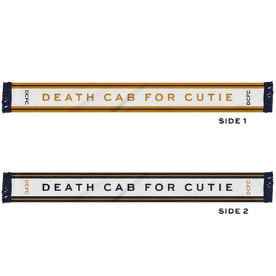 Death Cab for Cutie Scarf