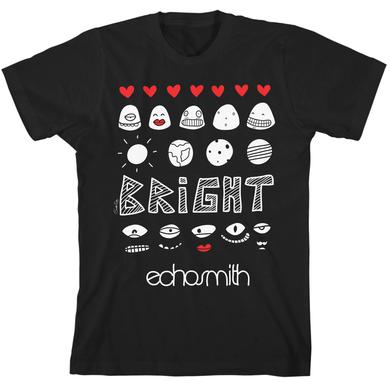 Echosmith Bright Collage Unisex T-Shirt