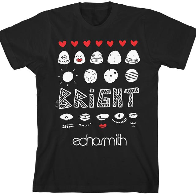 Echosmith Bright Collage Unisex T-Shirt