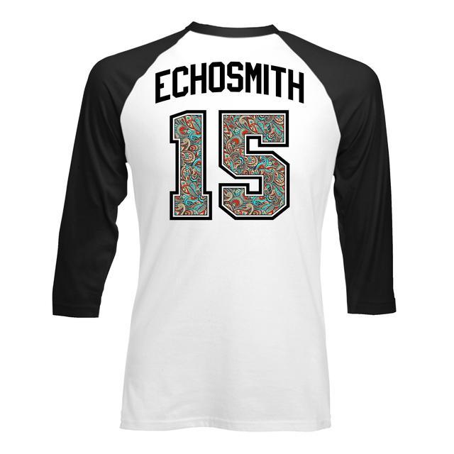 Echosmith CK Floral 15 Raglan T-Shirt