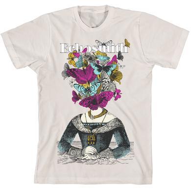 Echosmith Butterfly Face T-Shirt