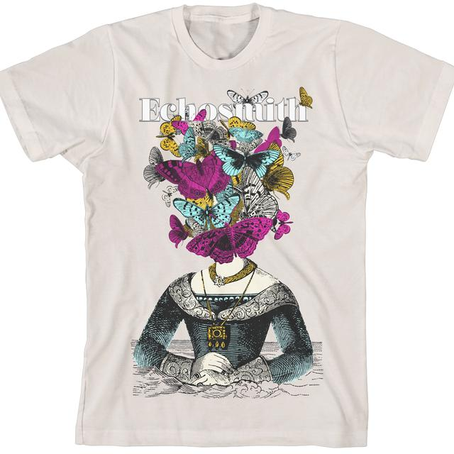 Echosmith Butterfly Face T-Shirt