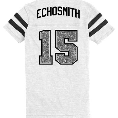 Echosmith Cool Kids Floral 15 Striped T-Shirt