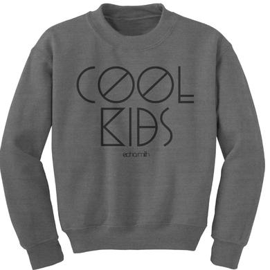 Echosmith Line Type Crewneck Sweatshirt