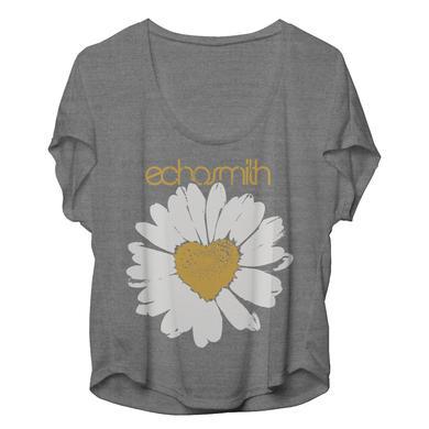 Echosmith Daisy Heart Flowy Fit Women's T-Shirt