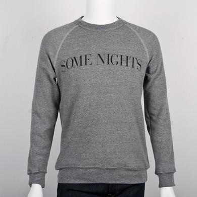 Fun. Some Nights Crewneck (Grey)