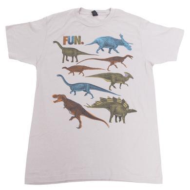 Fun. Dinosaur Chart T-Shirt