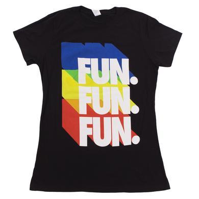 Fun. 3D Colors Jr T-Shirt
