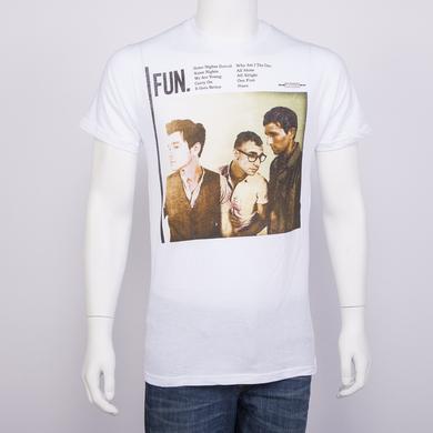 Fun. Tracks T-Shirt
