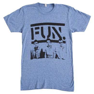 Fun. Kinks 2013 September Tour T-Shirt