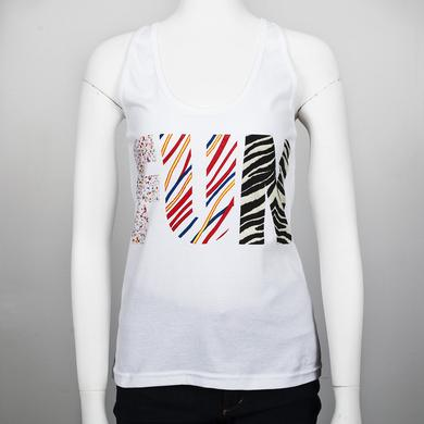 Fun. Crazy Patterns Juniors Tank