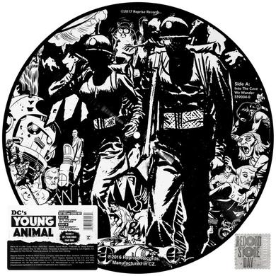 Gerard Way DC's Young Animal Picturedisc + Comic Book