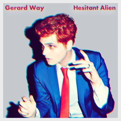 Gerard Way Hesitant Alien CD