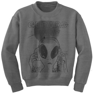 Gerard Way The Gray Sweatshirt
