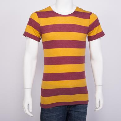 Ghost Town Creepy Stripes T-Shirt (Size Small)