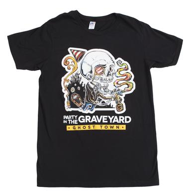 Ghost Town Skull Poison T-Shirt
