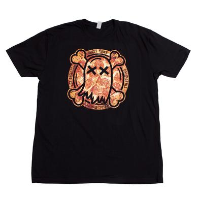 Ghost Town Pizza Logo T-Shirt