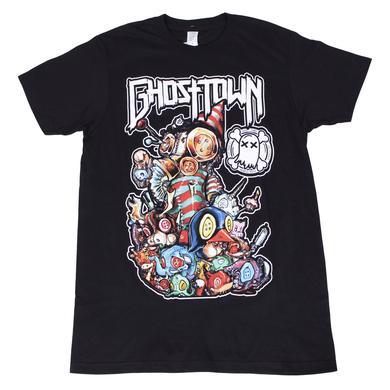 Ghost Town Voodoo Magic T-Shirt