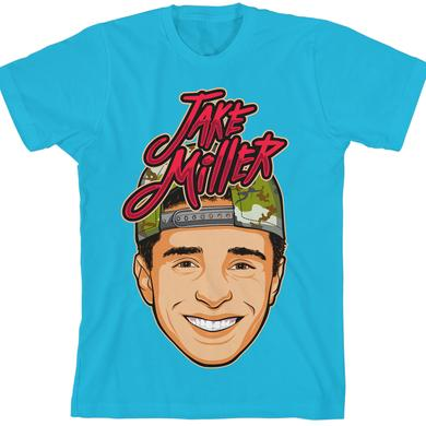 Jake Miller Portrait T-Shirt