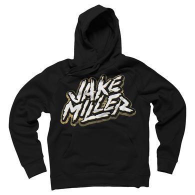 Jake Miller Camo Scratch Hoodie
