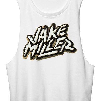 Jake Miller Camo Muscle tank