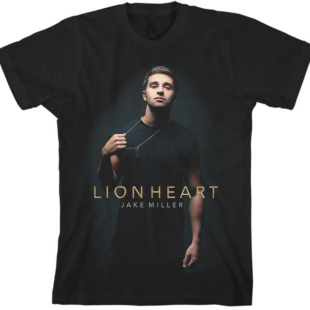 Jake Miller Lion Heart Photo T-Shirt