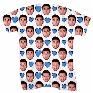 Jake Miller Head Heart T-shirt